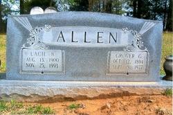 Lacie <i>Burnett</i> Allen
