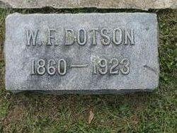 William Forney Dotson