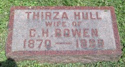 Thirza <i>Hull</i> Bowen