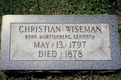 Christian Wiseman