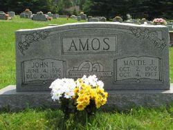 Mattie Jane Amos