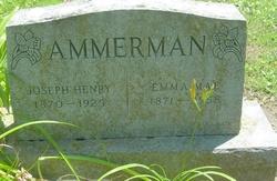 Emma Mae <i>Simms</i> Ammerman