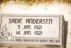 Sadie Andersen