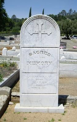 Joseph M. Kalin