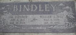 Ida Eleanor <i>Kimbrel</i> Bindley