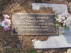 Melinda <i>Wemple</i> Vonglahn