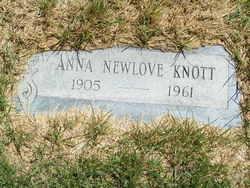 Anna Isabella <i>Newlove</i> Knott