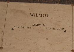 Mary M Wilmot