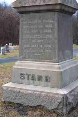 Henrietta <i>Peck</i> Starr