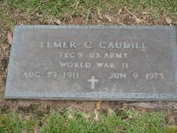 Elmer C Caudill