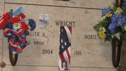 Doris L <i>Regan</i> Wright