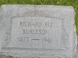 Richard Eli Burleson
