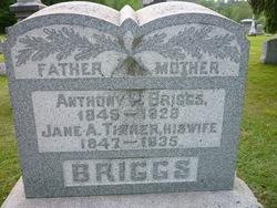 Jane A <i>Tinker</i> Briggs