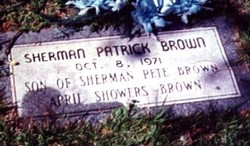Sherman Patrick Brown