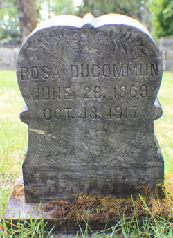 Rosa <i>Dorfner</i> Ducommun