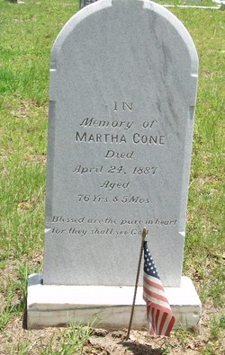 Martha <i>Beasley</i> Cone