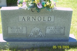 Ora <i>Cassidy</i> Arnold