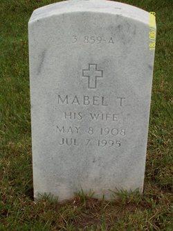 Mabel Louella Gram <i>Thomson</i> Martin