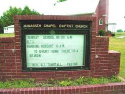 Manasseh Chapel Baptist Church Cemetery