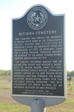 Riviera Cemetery