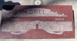 Henry David Dall