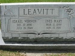 Israel Vernon Leavitt