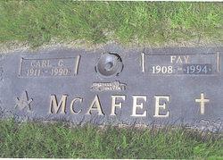 Fay <i>Yaryan</i> McAfee