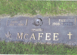 Carl C. McAfee