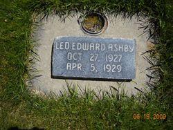 Leo Edward Ashby