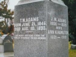 Ann Hampton <i>Hamilton</i> Adams