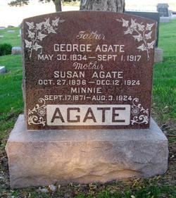 Minnie Elizabeth Agate