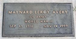 Maynard Leroy Avery
