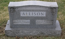 Maud <i>Wright</i> Allison