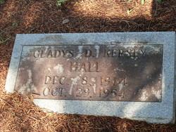 Gladys D. <i>Kersey</i> Hall
