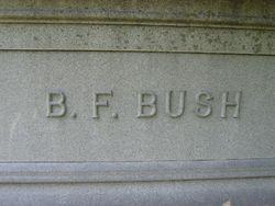 Benjamin F Bush