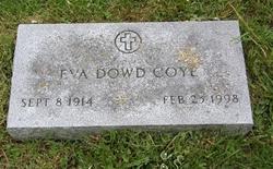 Eva <i>Dowd</i> Coye