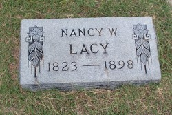 Nancy Wadsworth Sneed <i>Cole</i> Lacy