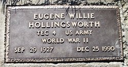 Eugene Willie Hollingsworth