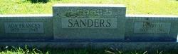 Ada Francis Sanders