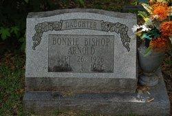 Bonnie Rose <i>Bishop</i> Arnold