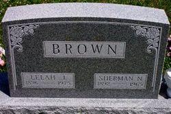 Lelah Jane <i>Camblin</i> Brown