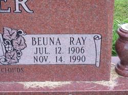 Beuna Ray Beaver