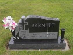 Jane C. Barnett