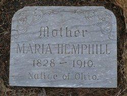 Nancy Maria <i>Kirkland</i> Hemphill