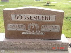 Frank W. Bockemuehl