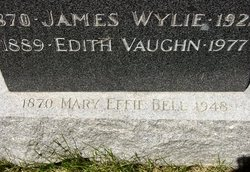 Mary Effie <i>Hannon</i> Bell