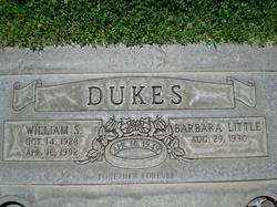 Sylvester William Bill Dukes