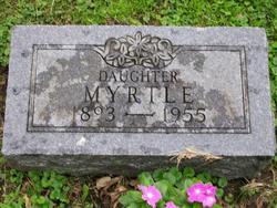 Myrtle Ann <i>Hess</i> Yotsnukis