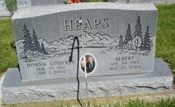 Donna <i>Godfrey</i> Heaps