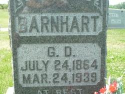 George Davidson Davidson Barnhart